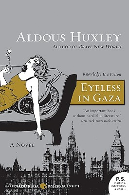 Eyeless in Gaza (P.S.) Cover Image