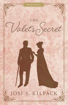 Cover for The Valet's Secret (Proper Romance Regency)