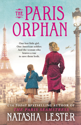 The Paris Orphan cover