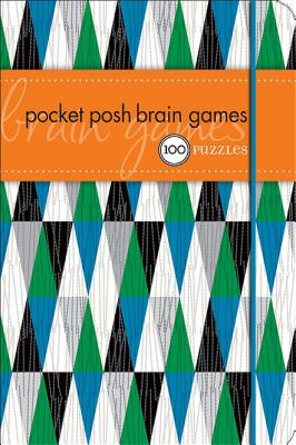 Cover for Pocket Posh Brain Games