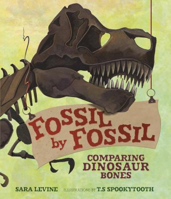 Fossil by Fossil: Comparing Dinosaur Bones Cover Image