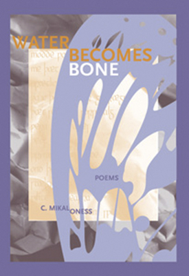 Cover for Water Becomes Bone
