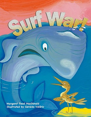 Surf War! Cover
