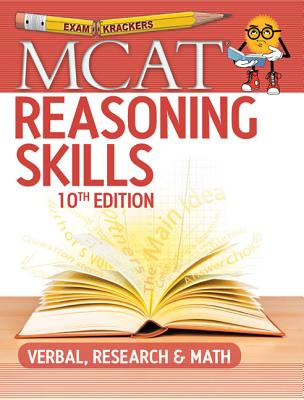 Examkrackers MCAT: Reasoning Skills Cover Image