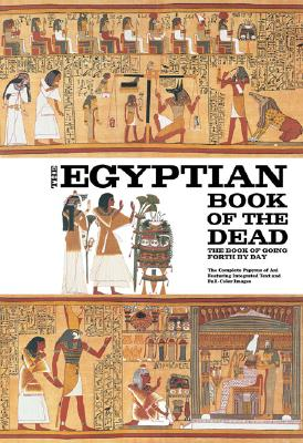 The Egyptian Book of the Dead Cover