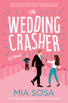 The Wedding Crasher: A Novel Cover Image