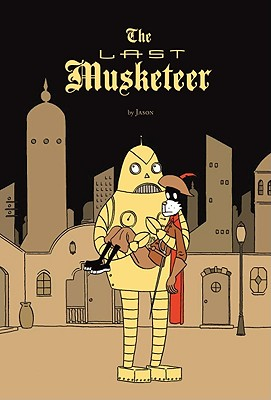 The Last Musketeer Cover