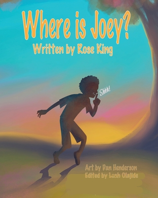 Where Is Joey? Cover Image