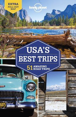 Lonely Planet USA's Best Trips 4 (Trips Country) Cover Image