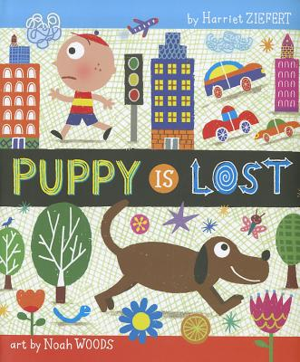 Puppy Is Lost Cover