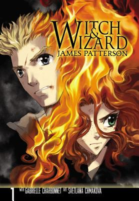 Witch & Wizard Cover