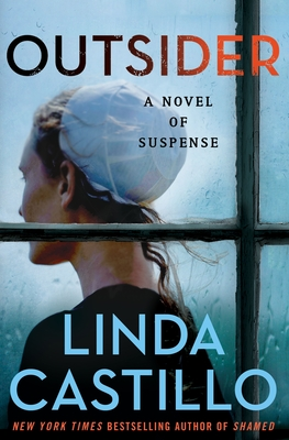 Outsider: A Novel of Suspense (Kate Burkholder #12) Cover Image