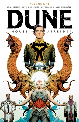 Dune: House Atreides Vol. 1 Cover Image