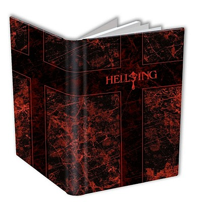 Hellsing Cover Image