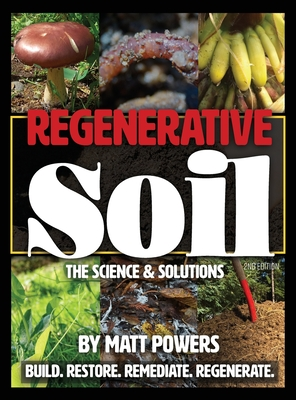 Regenerative Soil: The Science and Solutions Cover Image