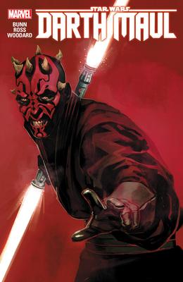 Star Wars: Darth Maul Cover Image