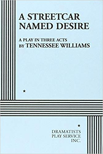 the two forms of diction in a streetcar named desire a play by tennessee williams A streetcar named desire: a level york notes tennessee williams overview 'what do you two think you structure and language a streetcar named desire.