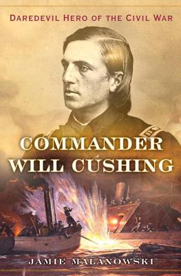 Commander Will Cushing Cover