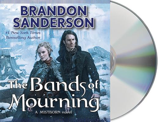 The Bands of Mourning: A Mistborn Novel Cover Image