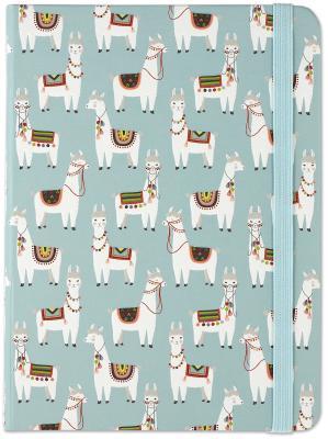 Llamas Journal (Diary, Notebook) Cover Image