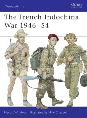 The French Indochina War 1946-54 Cover Image