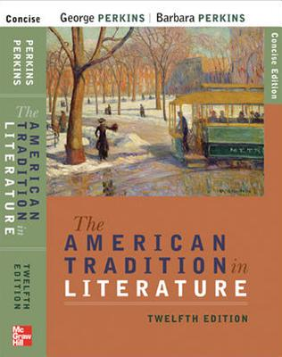 The American Tradition in Literature (Concise) Book Alone Cover Image