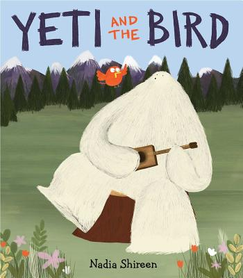 Cover for Yeti and the Bird