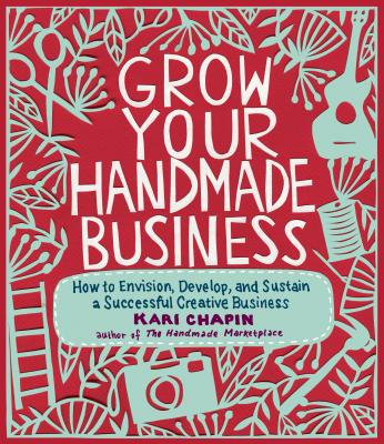 Grow Your Handmade Business Cover