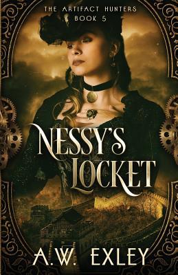 Nessy's Locket (Artifact Hunters #5) Cover Image