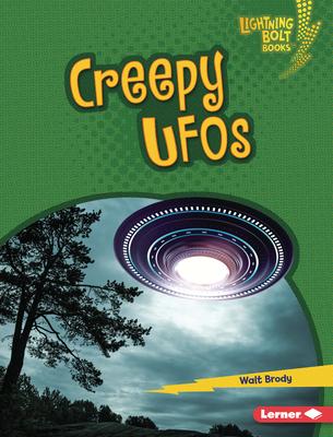 Creepy UFOs Cover Image