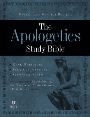 Apologetics Study Bible-HCSB Cover