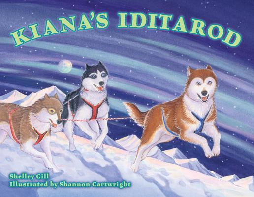 Kiana's Iditarod (PAWS IV) Cover Image