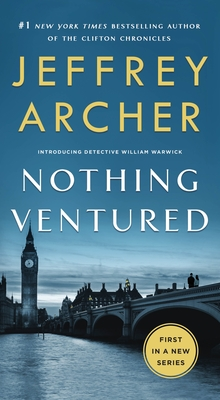 Nothing Ventured (William Warwick Novels #1) Cover Image