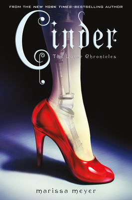 Cover Image for Cinder: Book One of the Lunar Chronicles