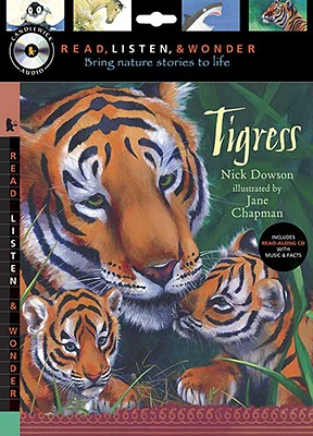 Cover for Tigress with Audio, Peggable
