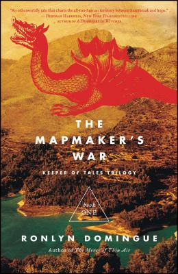 The Mapmaker's War: Keeper of Tales Trilogy: Book One (The Keeper of Tales Trilogy #1) Cover Image