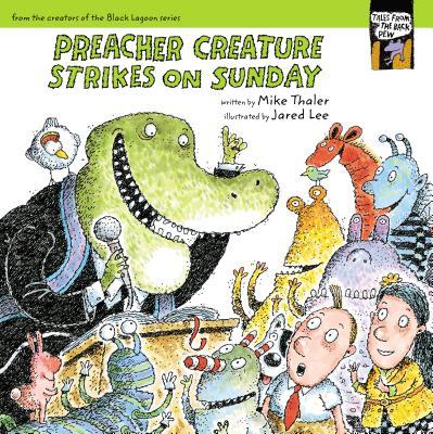 Preacher Creature Strikes on Sunday Cover