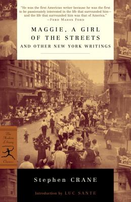 Maggie, a Girl of the Streets, and Other New York Writings Cover Image