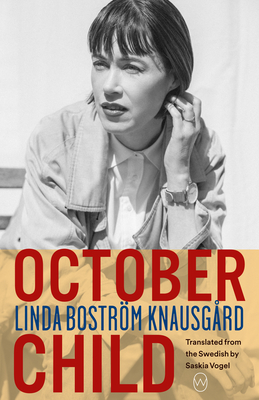 Cover for October Child