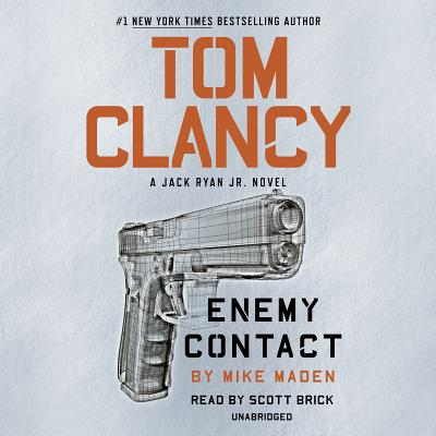 Tom Clancy Enemy Contact (A Jack Ryan Jr. Novel #6) Cover Image