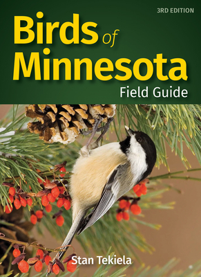 Birds of Minnesota Field Guide (Bird Identification Guides) Cover Image