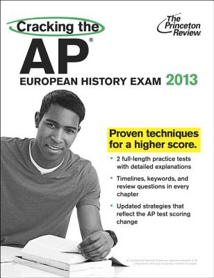 Cracking the AP European History Exam Cover