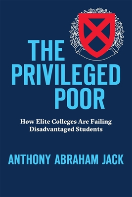 Cover for The Privileged Poor