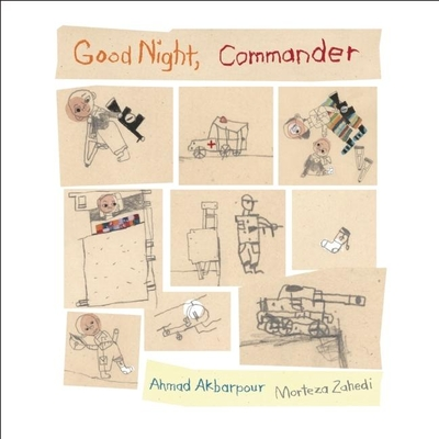 Good Night, Commander Cover