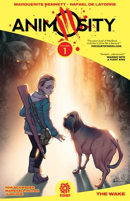 Animosity, Volume 1 Cover Image