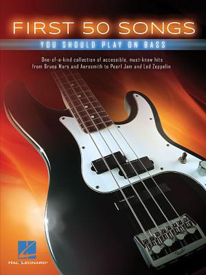 First 50 Songs You Should Play on Bass Cover Image