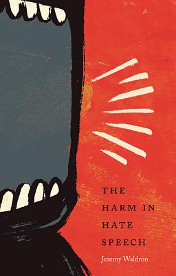 The Harm in Hate Speech Cover