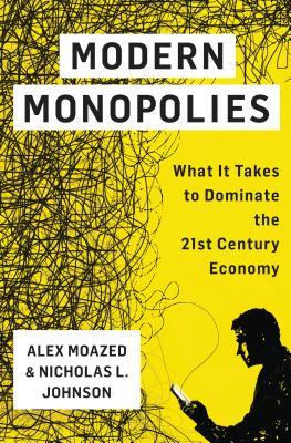 Modern Monopolies Cover