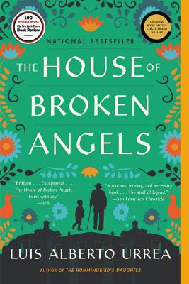 The House of Broken Angels Cover Image