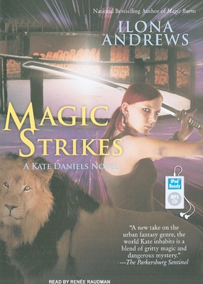 Magic Strikes Cover Image